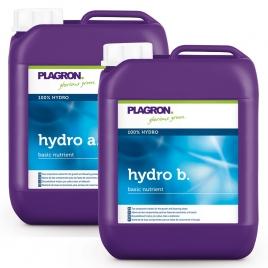 Plagron Hydro A&B 10L