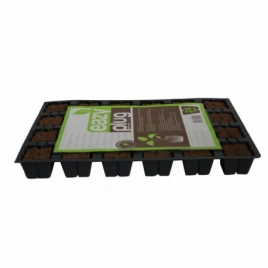 Plaque de 24 cubes de germination de Eazyplugs