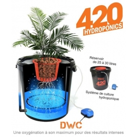 Systeme complet 420 DWC 34 L