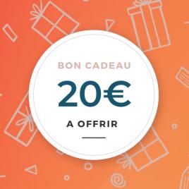 Bon Cadeau 20€