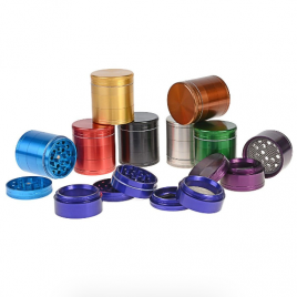 Grinder Color Double Screen 50mm