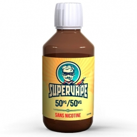 Base 50/50 250ml de Supervape