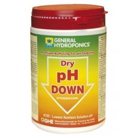 Ph-down poudre 0,25 litre de GHE