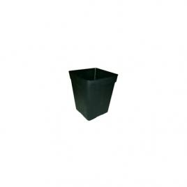 Pot carré 0.9 L 10x10x11cm de Pasquini & Bini