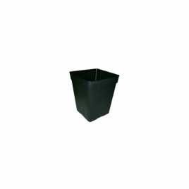 Pot carré 1.8L 10x5x10cm de Pasquini & Bini