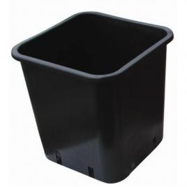 Pot carré 11L 22x22x26cm de Pasquini & Bini