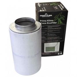 Filtre a charbon  360m3/h (125mm) de Prima Klima