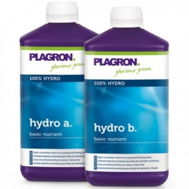 Plagron Hydro A&B 1L