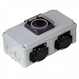 Timer  DV-12 2x600 W max de Davin