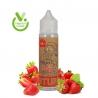 Natural Fraise 50 ml de Curieux E-liquide