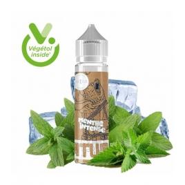 Natural Menthe intense 50 ml de Curieux E-liquides