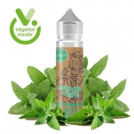 Natural Menthe Verte 50 ml de Curieux E-liquides