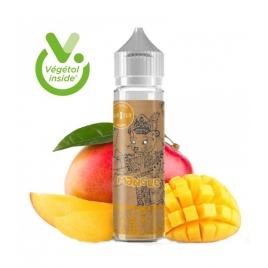 Natural Mangue 50 ml de Curieux E-liquide
