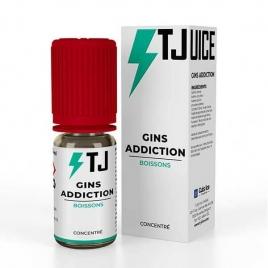 Arome Gins Addiction 10 ml de T Juice