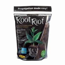 RootRiot éponges sac de 50 unités