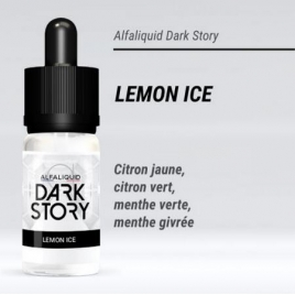 Lemon Ice  De Alfaliquid