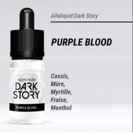 Purple Blood  De Alfaliquid