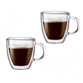 SET 2 MUGS BISTRO 30 cl de BODUM