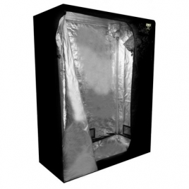 Chambre de culture Black Box Silver V2 150x80x200cm