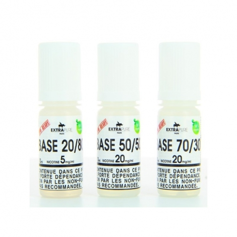 Booster Nicotine Extrapure PG/VG 20/80