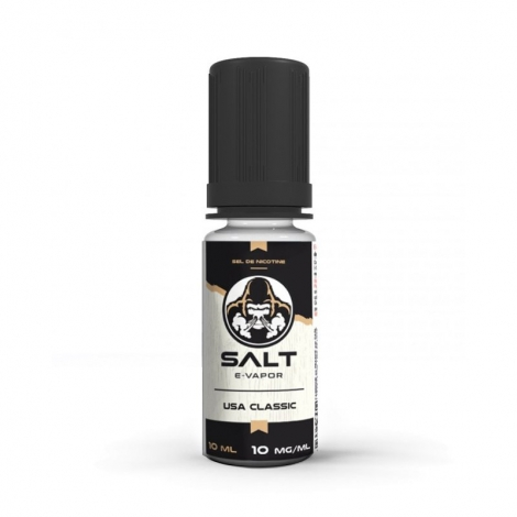 USA Classic Salt e-vapor 10 mL de Le French Liquide