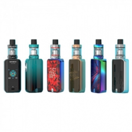 Kit Luxe Nano 2500mAh 80W + SKRR-S Mini 3.5ml de Vaporesso