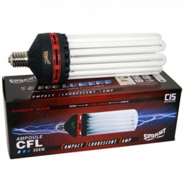 Ampoule CFL Floraison V2 2100K 300W de Superplant