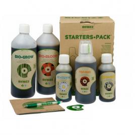 Kit de démarrage Starters Pack de Biobizz