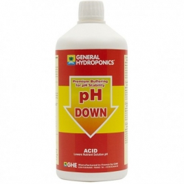 Solution Ph-down 1 litre de GHE